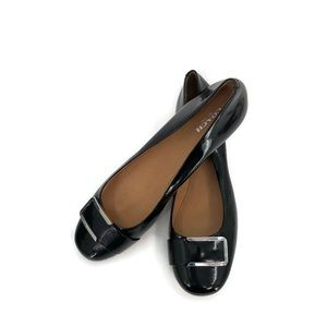 Coach Unique Patent Leather flats shoes 10